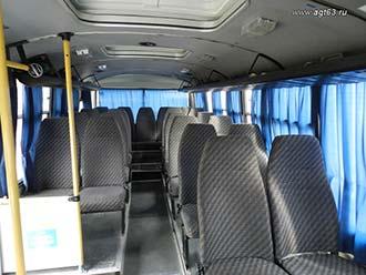 автобус на заказ паз